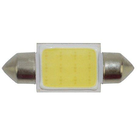 Lâmpada LED Cob Automotiva Torpedo C5w 36mm