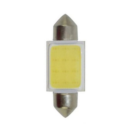 Lâmpada LED Cob Automotiva Torpedo C5w 36mm