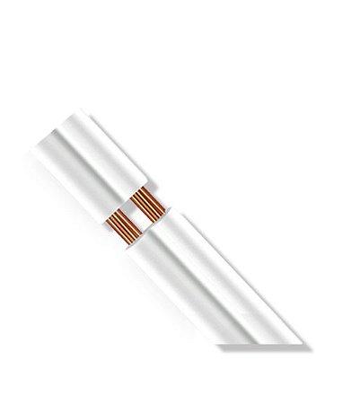 Rolo de Fio Paralelo Flexível para Instalação LED - 2x0,75mm² 100 metros