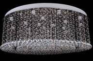 Luminária Plafon LED Cristal 40x110