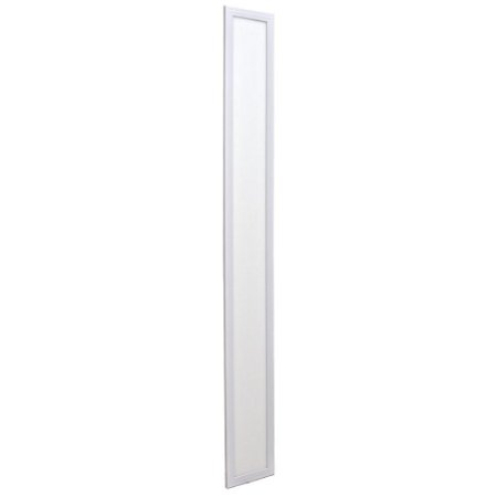 Luminária Plafon LED 15x120 36w Embutir Branco Neutro