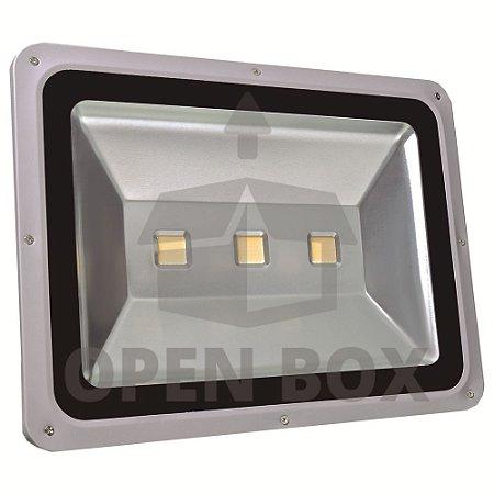 Refletor Holofote LED 150w Branco Quente - Open Box