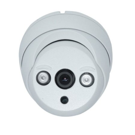 Câmera de Segurança AHD Dome LED Infravermelho 4000TVL