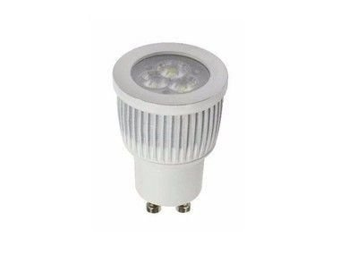 Lâmpada LED Dicroica MR11 3w Branco Quente