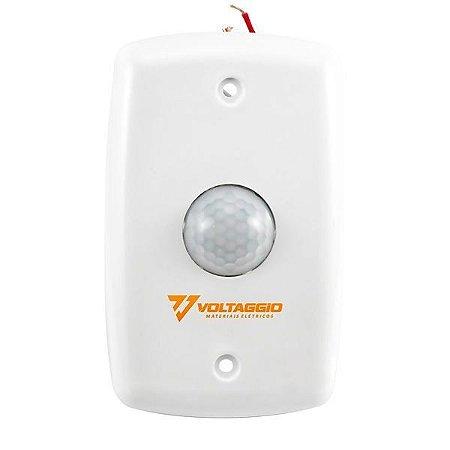 Sensor de Presença para Lâmpada LED Embutir Bivolt