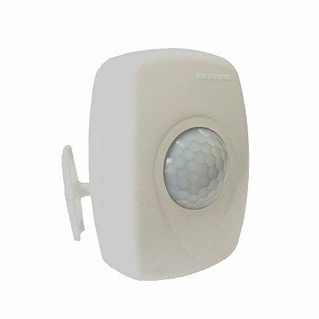 Sensor de Presença para Lâmpada LED com Fotocélula de Sobrepor 360º