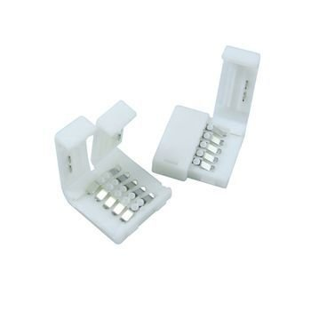 Conector Fita Led RGBW 12mm - 5 Vias