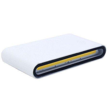 Luminária Arandela LED 6W Branco Quente Externa
