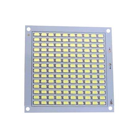 Chip de Refletor LED SMD 100w Branco Frio