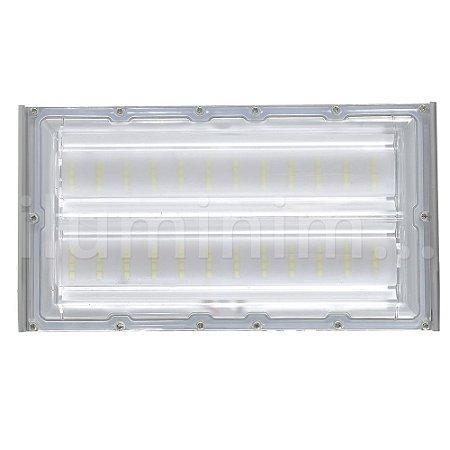 Refletor LED Industrial Modular 100w Performance PRO Branco Frio IP68