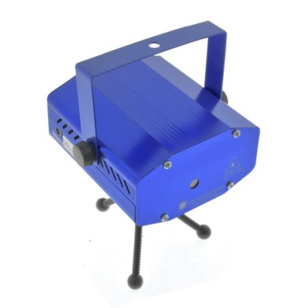 Mini Projetor Holográfico Laser Festa Efeito Pontilhado