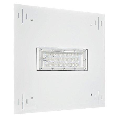 Luminária LED Posto de Gasolina 64W