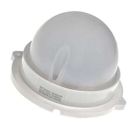 Luminaria Arandela LED 9W Sensor