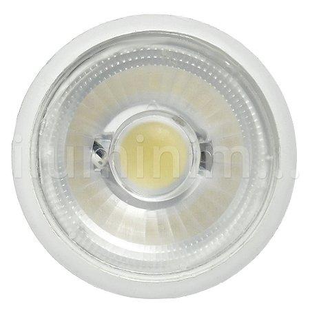 Lâmpada LED Dicroica MR16 4,8w Branco Frio   Inmetro