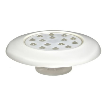 Luminária LED 3,5W Azul para Piscina