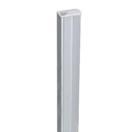Lampada LED Tubular T5 6w - 30cm c/ Calha - Branco Frio | Inmetro