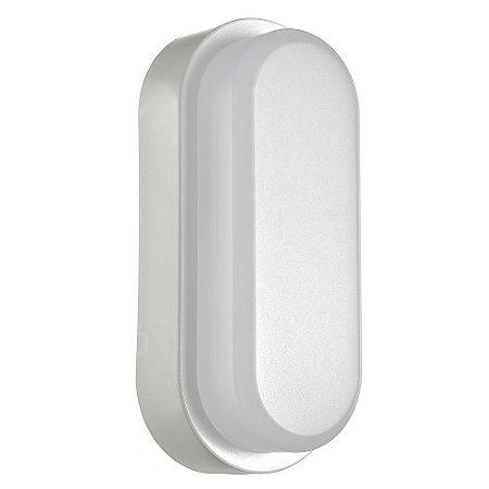 Luminária Arandela LED 5W Sobrepor Tartaruga Branco Frio Branco