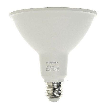 Lâmpada Par38 LED 14W Bivolt Branco Quente   Inmetro