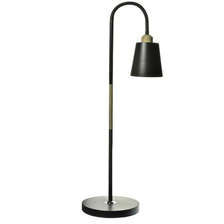 Luminária de Piso LED Articulada Soquete E27