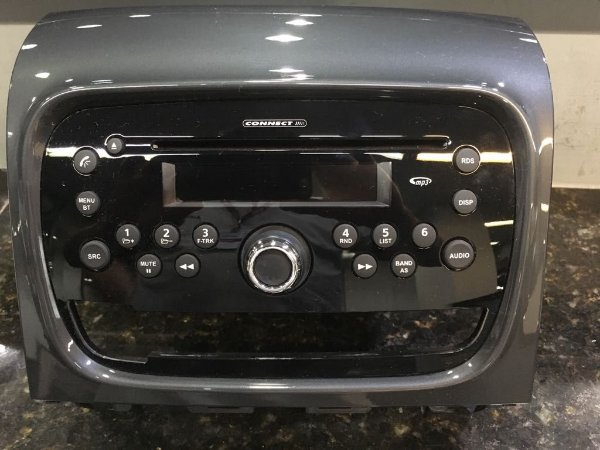 TOCA CD/RADIO/USB/MP3 STRADA