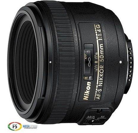 Lente Nikon AF S NIKKOR 50mm F1.4G