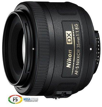 Lente Nikon AF S DX NIKKOR 35mm f/1.8G