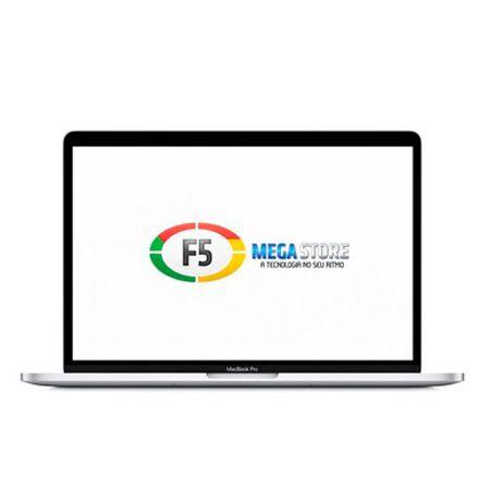 MacBook PRO MNQG2PO/A Touch Bar Tela 13 Led Intel Core i5 8GB SSD 512GB Prata