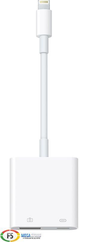 Adaptador Apple Lightning MK0W2 Para Câmera com USB 3