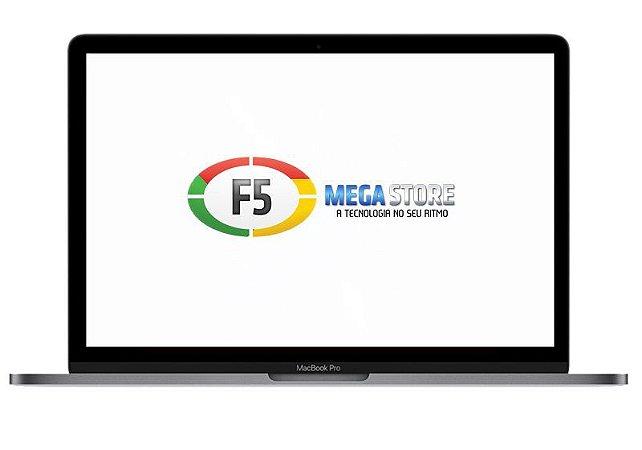 MacBook Pro MPTR2 TouchBar Tela Retina 15 LED Intel Core i7 16GB SSD 256GB 2017 Cinza Espacial