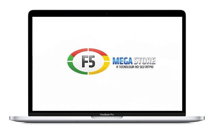 MacBook PRO MPXU2 Tela Retina 13 LED i5 8GB SSD 256GB 2017 Prata
