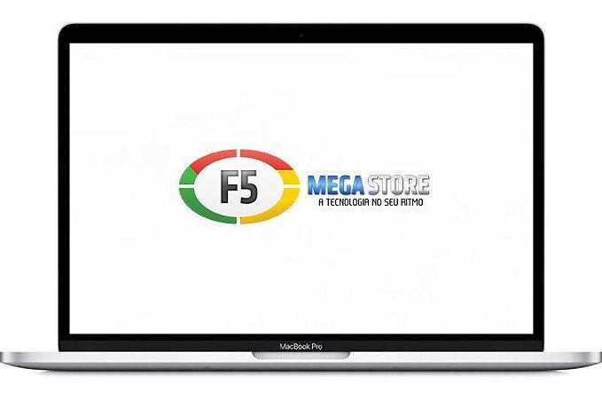 MacBook Pro MPTV2 Touch Bar Tela Retina 15 LED Intel Core i7 16GB SSD 512GB 2017 Prata