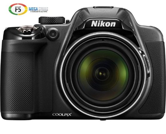 Camera Nikon Coolpix P530 16.1 Megapixels Full HD Zoom 42x