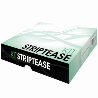 Kit Strip Tease com DVD, Dados, Vela e Vibrador