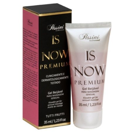 Is Now Premium Gel beijável Tutti Frutti