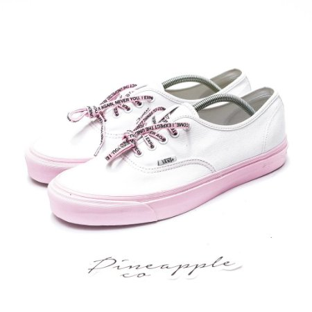 "Vans Authentic x Anti Social Social Club x DMS ""White/Pink"""