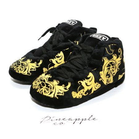 "PANTUFA - Foamposite x Sup ""Black"""