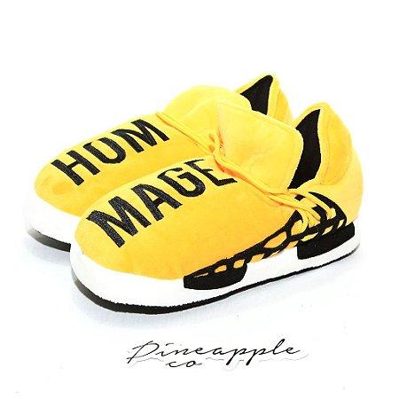 """PANTUFA - NMD HU """"Yellow"""""""