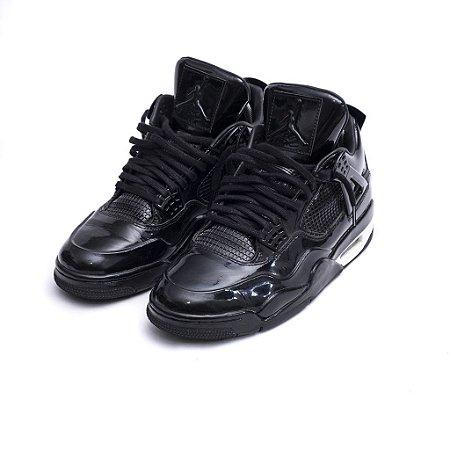 "Nike Air Jordan 4 Retro 11Lab4 ""Black"" -USADO-"