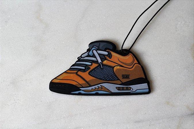 """Aromatizante - Air Jordan 5 """"Limão"""""""