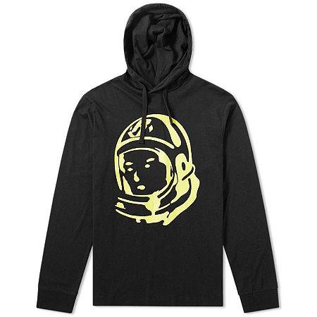 "BILLIONAIRE BOYS CLUB - Moletom Helmet Hooded ""Black"""
