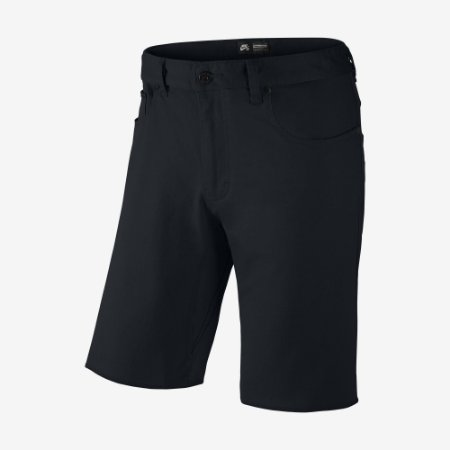 "NIKE - Bermuda SB FTM Stretch 5 Pocket ""Black"""