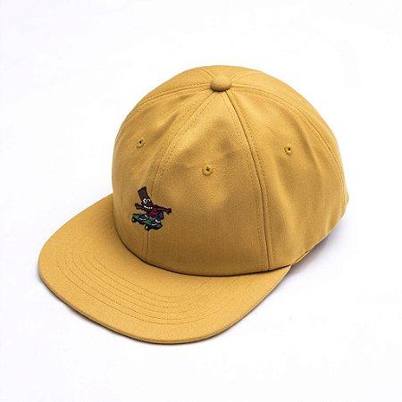 """Round Two x UTMOST Co. - Boné Bart Skate """"Yellow"""""""