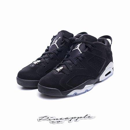 """Nike Air Jordan 6 Retro Low """"Chrome"""""""