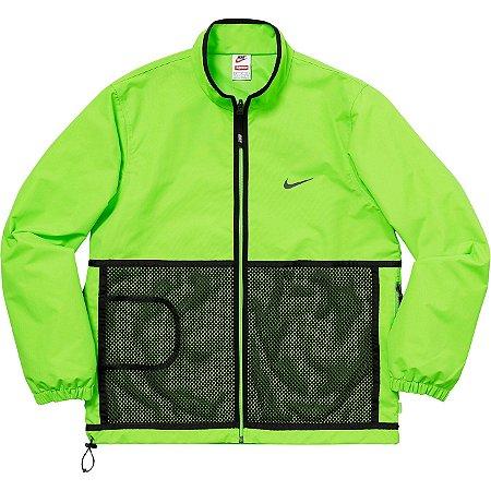 "Nike x Supreme - Jaqueta Trail Running ""Green"""