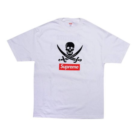 "Supreme x Neighborhood - Camiseta Box Logo ""White"""