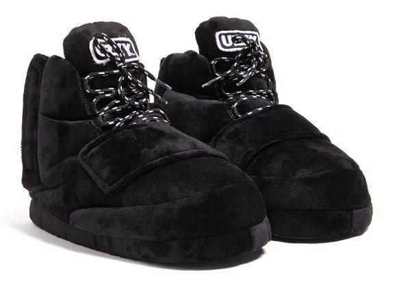 "PANTUFA - Yeezy 750 ""Triple Black"""