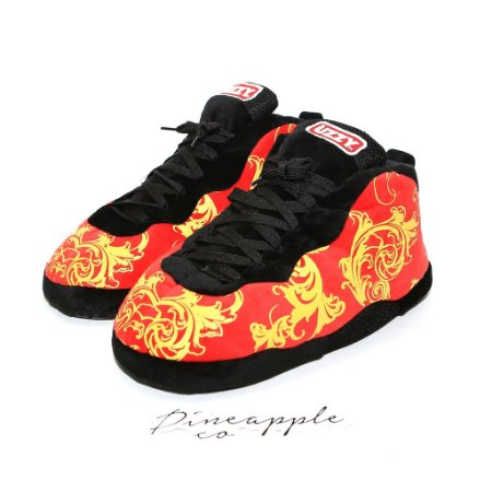 "PANTUFA - Foamposite x Sup ""Red"""