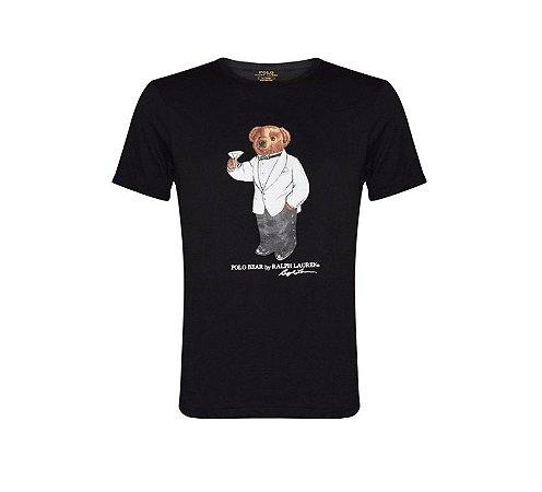 "Polo Ralph Lauren - Camiseta Polo Bear Martini ""Black"""