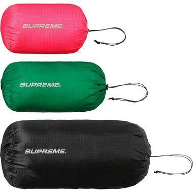 "SUPREME - Sacos Nylon Ditty Bags (Conj. com 3 sacos) ""Black/Pink/Green"""