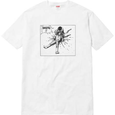 "Supreme x Akira - Camiseta Yamagata ""White"""